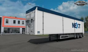 Knapen K100 Trailers V1.3 By Kast [1.36.X] for American Truck Simulator