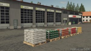 Bd Pallets for Farming Simulator 2019