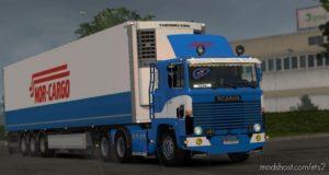Scania 141 Series V8 V2.0 1.36 for Euro Truck Simulator 2