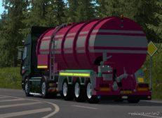 Vma Slurry Tank 1.34 – 1.36 for Euro Truck Simulator 2