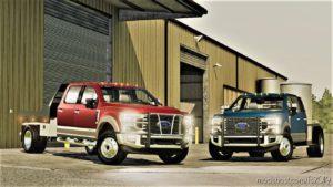 2020 Ford F-Series (F-250, F-350, F-450) V1.2.2 for Farming Simulator 2019