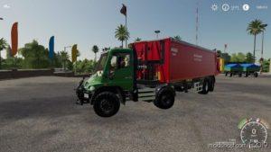 Unimog U400 for Farming Simulator 2019
