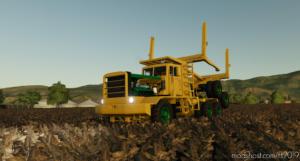 Hayes Hdx Logging Setup for Farming Simulator 2019