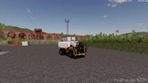 Cat 773G Water Tank V0.1 for Farming Simulator 2019