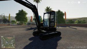 Volvo Ecr580 Mini V1.1 for Farming Simulator 2019