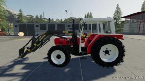 Steyr 8075 Rs2 Basic Version V1.4.0 for Farming Simulator 2019