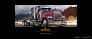 NEW Photo Loading Screens Mod ATS V2.0 for American Truck Simulator