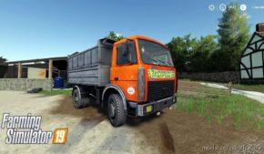 Maz 6422 2-Axle for Farming Simulator 2019