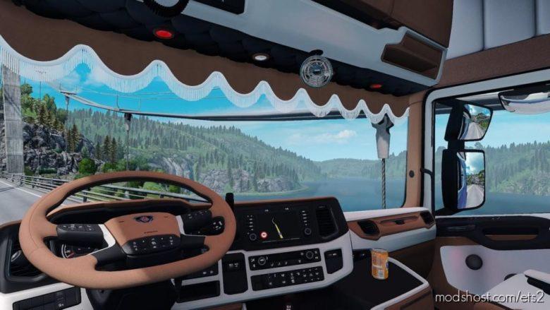 Scania S SCS Next Gen Holland Interior IG 1.36.X for Euro Truck Simulator 2