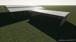 Pack Shed (Prefab) for Farming Simulator 2019
