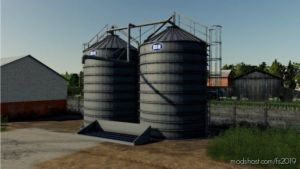 Silos Bin V1.1 for Farming Simulator 2019