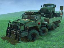 "Ural ""Rescuer"" Truck for MudRunner"