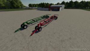 Unverferth Roadrunner Header Trailer V1.2 for Farming Simulator 2019