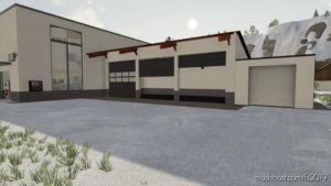Police Station for Farming Simulator 2019