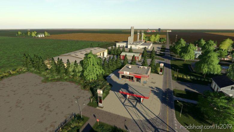Nebraska Lands 4X for Farming Simulator 2019