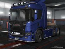Scania 2016 Kelsa Bars 1.36.X for Euro Truck Simulator 2
