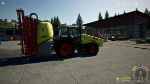 Rau Fronttank 2200 Liter for Farming Simulator 2019