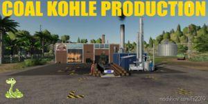 Coal Kohle Production for Farming Simulator 2019
