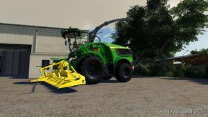 John Deere 9000 Kemper Pack Farbwahl for Farming Simulator 2019