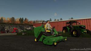John Deere Mower for Farming Simulator 2019