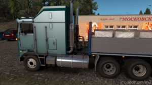 Kenworth K100E V1.1 1.36.X for Euro Truck Simulator 2