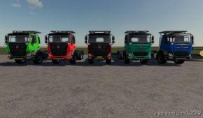 Tatra 158 E6 Phoenix for Farming Simulator 2019