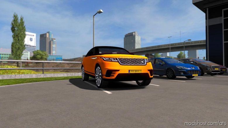 Land Rover Velar ATS [1.36] for American Truck Simulator