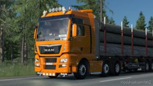 Man Tga & Tgx Sound for Euro Truck Simulator 2