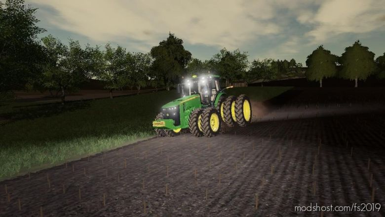Seasons Geo: Missouri for Farming Simulator 2019