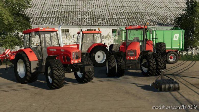 Ursus 1934 for Farming Simulator 2019