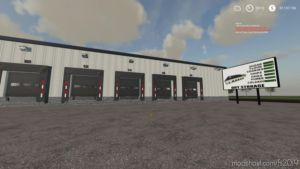 Warehouse Drystorage [Beta] for Farming Simulator 2019