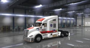 New Skin Real Company Beazer Homes for American Truck Simulator