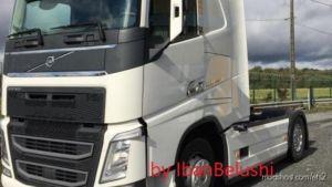Real Sound Volvo FH for Euro Truck Simulator 2