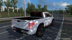 Nissan Titan Warrior [1.36] for Euro Truck Simulator 2