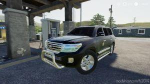 Toyota Land Cruiser 200 2013 V8 for Farming Simulator 2019