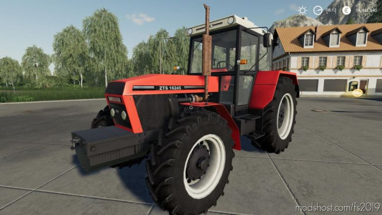 Zetor ZTS 16245 for Farming Simulator 2019