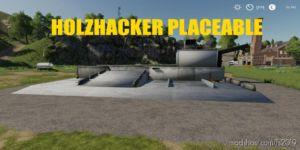 Holzhacker Factory for Farming Simulator 2019
