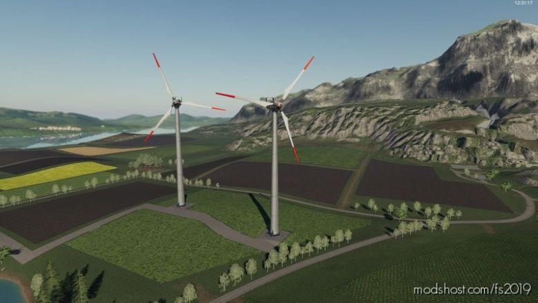 Vestas Windturbine V5.1 Final for Farming Simulator 2019