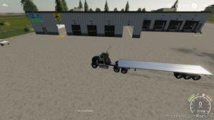 Warehouse Cold Storage for Farming Simulator 2019