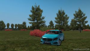 Mercedes-Benz A45 V1R20 [1.36] for American Truck Simulator