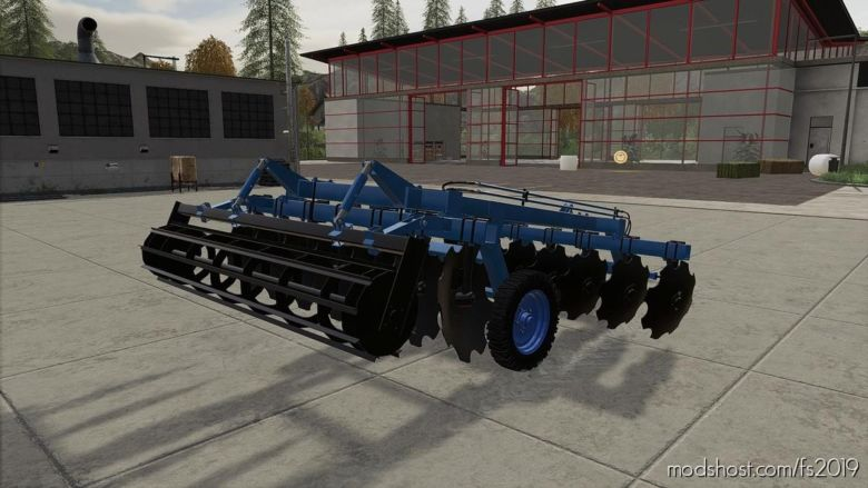 Bdfp-2.4 for Farming Simulator 2019