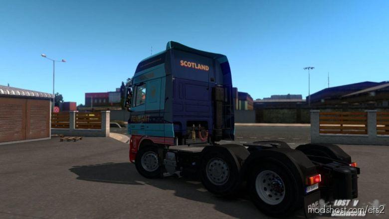DAF XF105 Tennant Transport Skin for Euro Truck Simulator 2