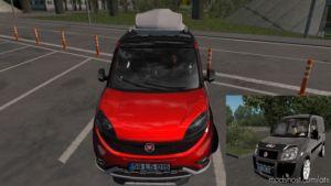 Fiat Doblo Cars – D2 & D4 V1R20 [1.36] for American Truck Simulator