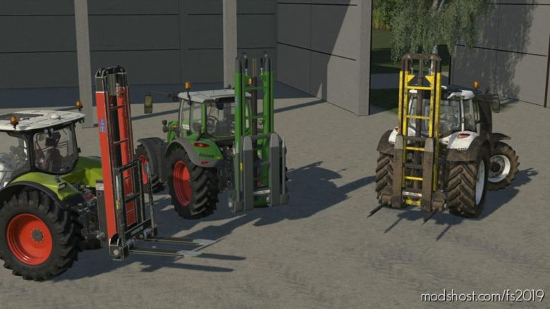 3 Point Forklift for Farming Simulator 2019