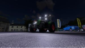 Fendt Vario 700 V1.0.1.0 for Farming Simulator 2019