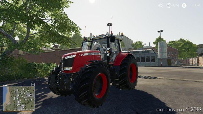 MF7700 for Farming Simulator 2019