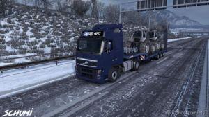 Volvo FH & FH16 2009 V1.4 Schumi [1.36.X] for Euro Truck Simulator 2