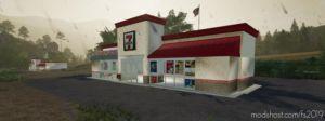 Dunkin' Donuts for Farming Simulator 2019