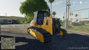 Caterpillar D6K Winch Dozer for Farming Simulator 2019