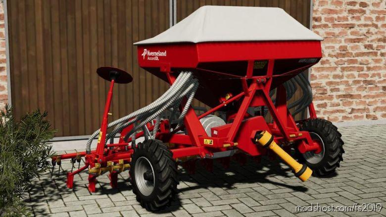 Kverneland Accord DL for Farming Simulator 2019